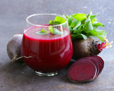 Свекольный сок - польза и вред для печени и здоровья.